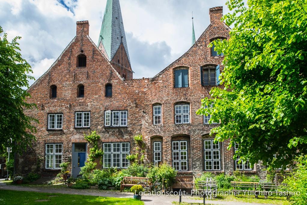Lübeck_リューベック