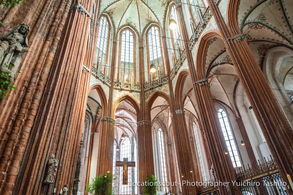 Lübeck_リューベック・教会_Kirche