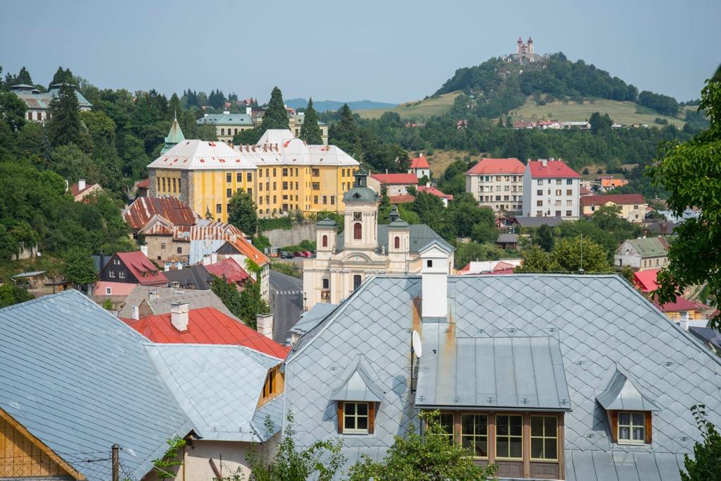 スロバキア_Slovakia_Banska Stiavnica_バンスカ・シュティアヴニツァ