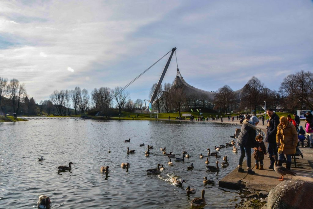 ミュンヘン_オリンピア公園_Munich_Olympiapark_ロケハン