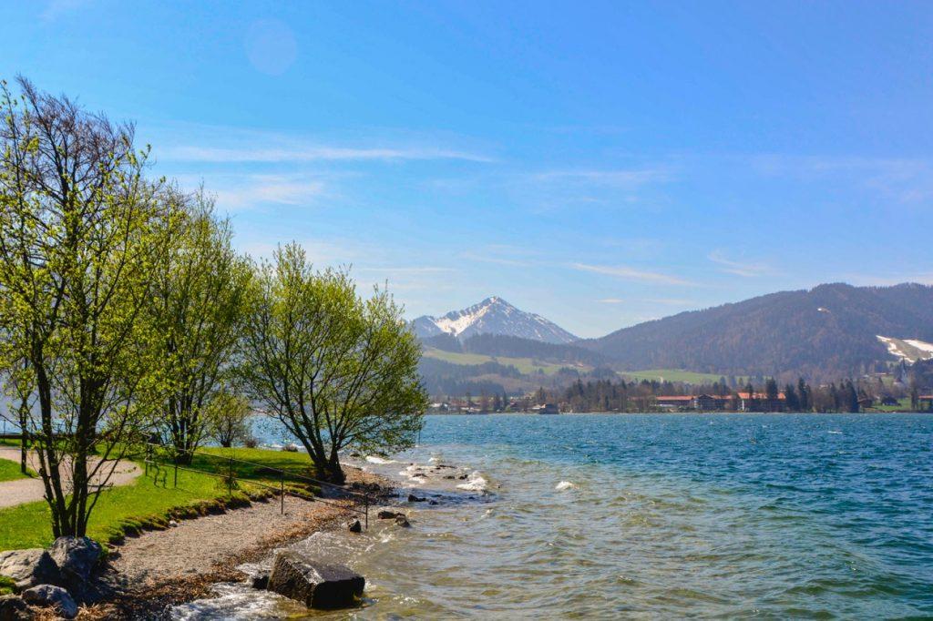 南ドイツ湖ロケーション