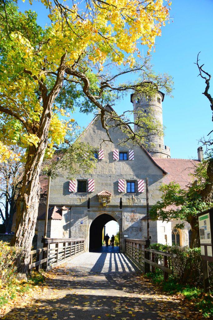 古城アルテンブルク