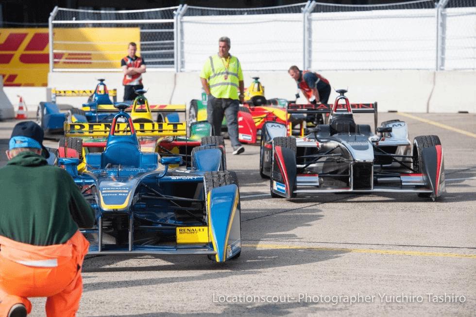 Formel-E 2014/2015