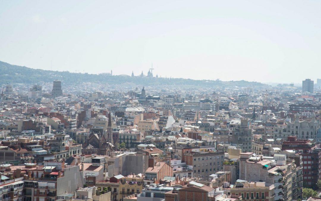 バルセロナでロケハンしてきました