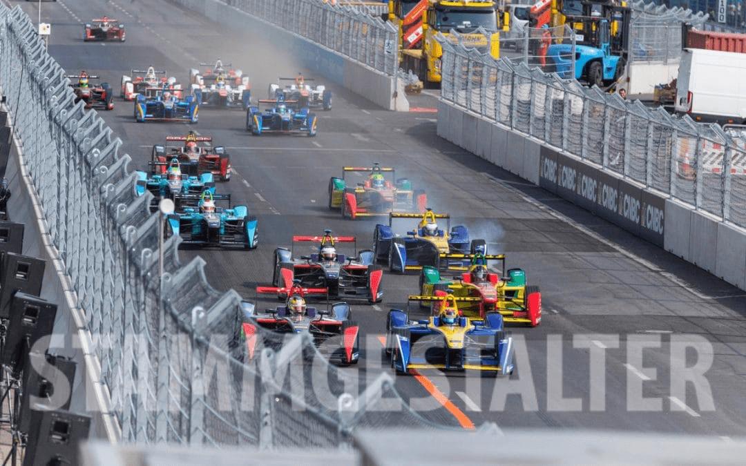 impression from FIA Formula E Berlin ePrix