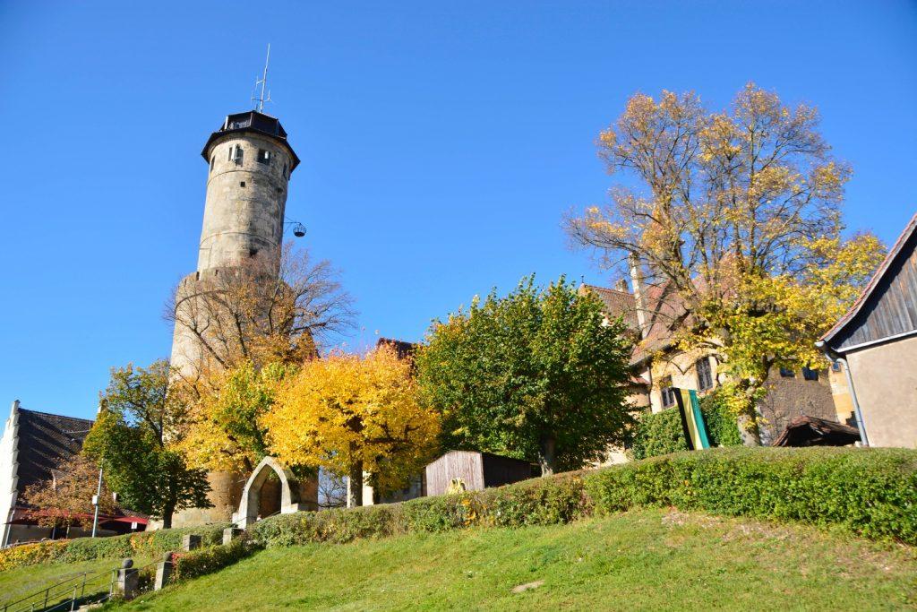 塔の見張り台_バンベルク